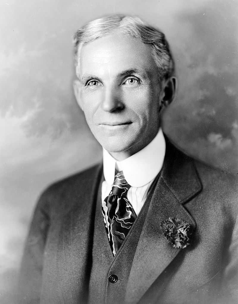Henry Ford Aforismi